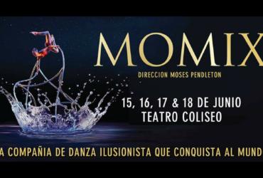VIVA MOMIX FOREVER in Argentina